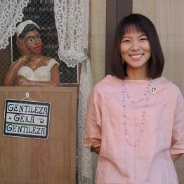 シュガーリング 専門サロンモレーナオーナー・日本シュガーリング協会創始者水本沙紀